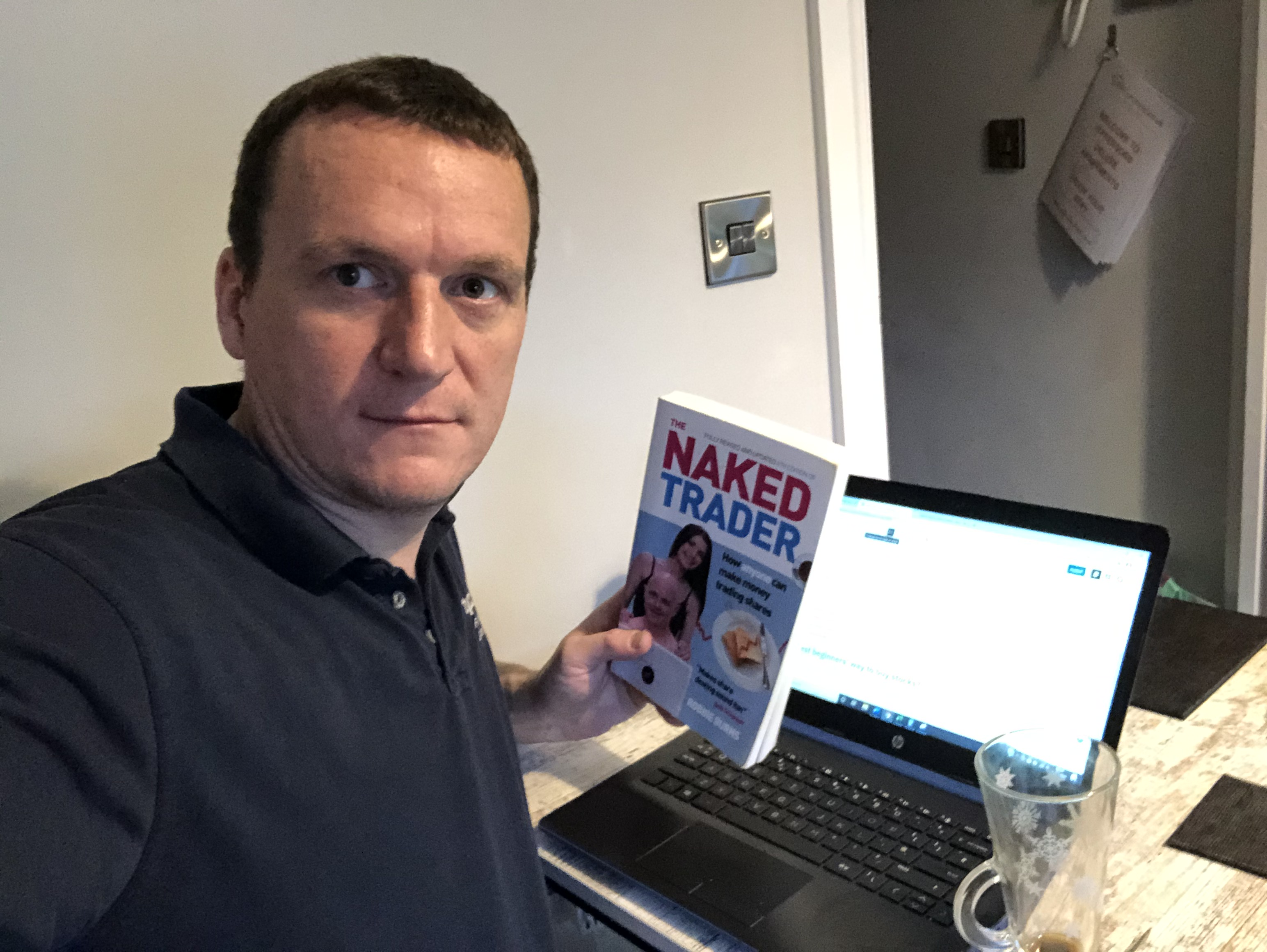Robbie Burns The Naked trader review